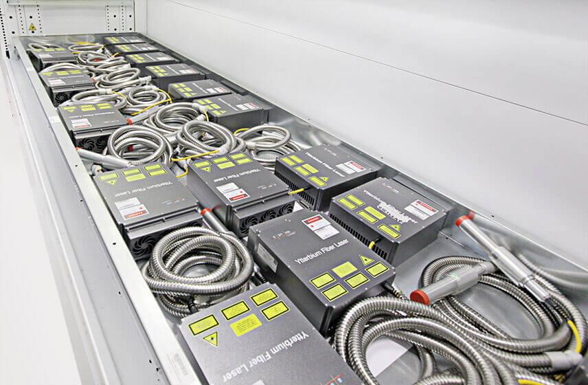 cassetto-laser Centro Assistenza