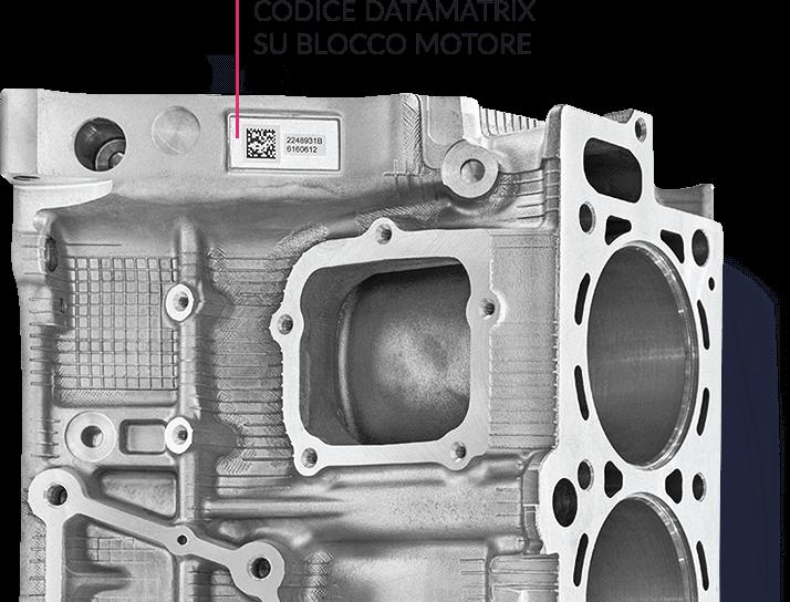 Slide-01-It-BloccoMotore LASIT LIVE: Incisione laser sui Pressofusi
