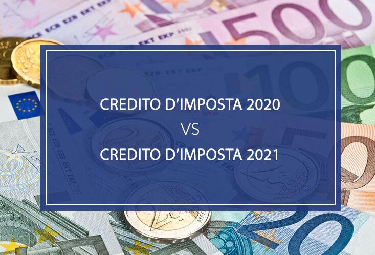 Iperammortamento2021-1 Credito d'imposta 2021 – cos'è cambiato dall'anno scorso