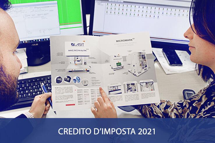 Iperammortamento2021 Credito d'imposta 2021 – cos'è cambiato dall'anno scorso