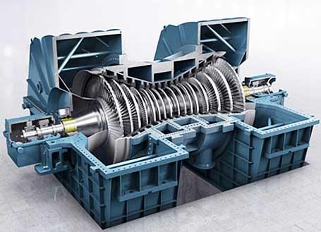 siemens-steam-turbine L'incisione Laser nell'Industria Fusoria