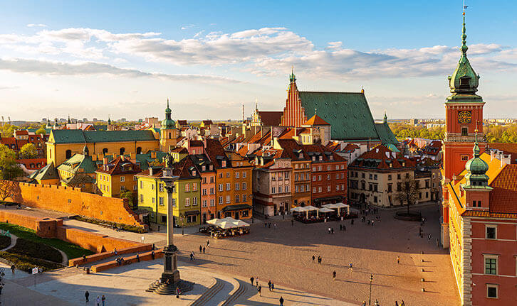 varsavia Perché LASIT ha scelto la Polonia