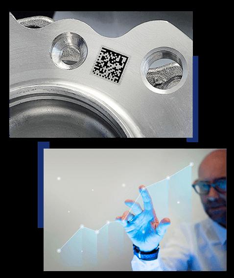 codici2d-industria-863x1024 Processi di Marcatura Laser sui Metalli